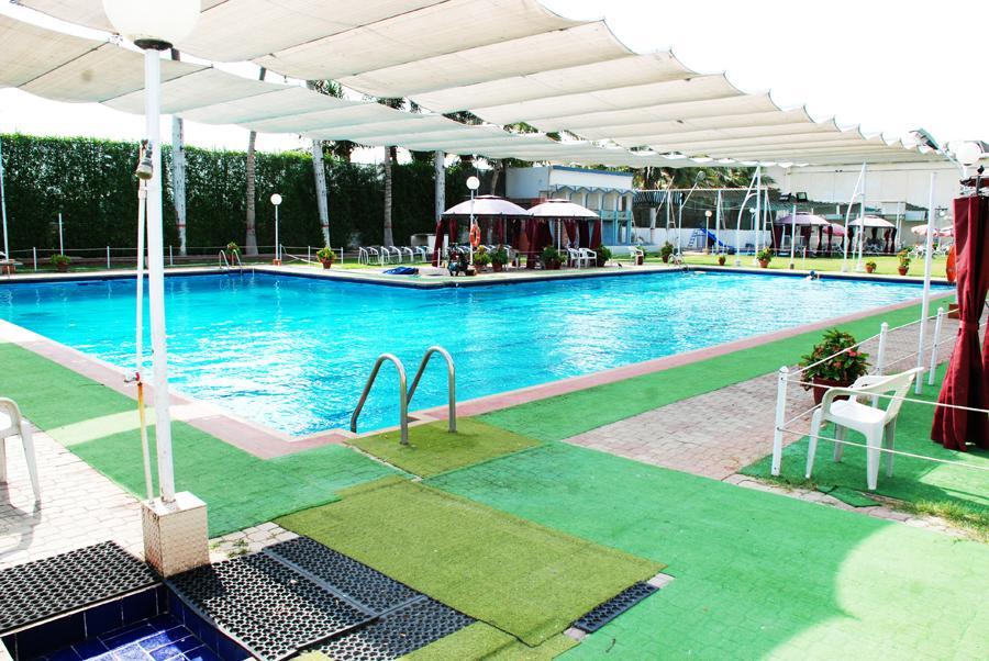 Swimming Pool Karachi Gymkhana